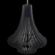 Luminária Pendente Milão Toque Rustico 30X35cm Casami