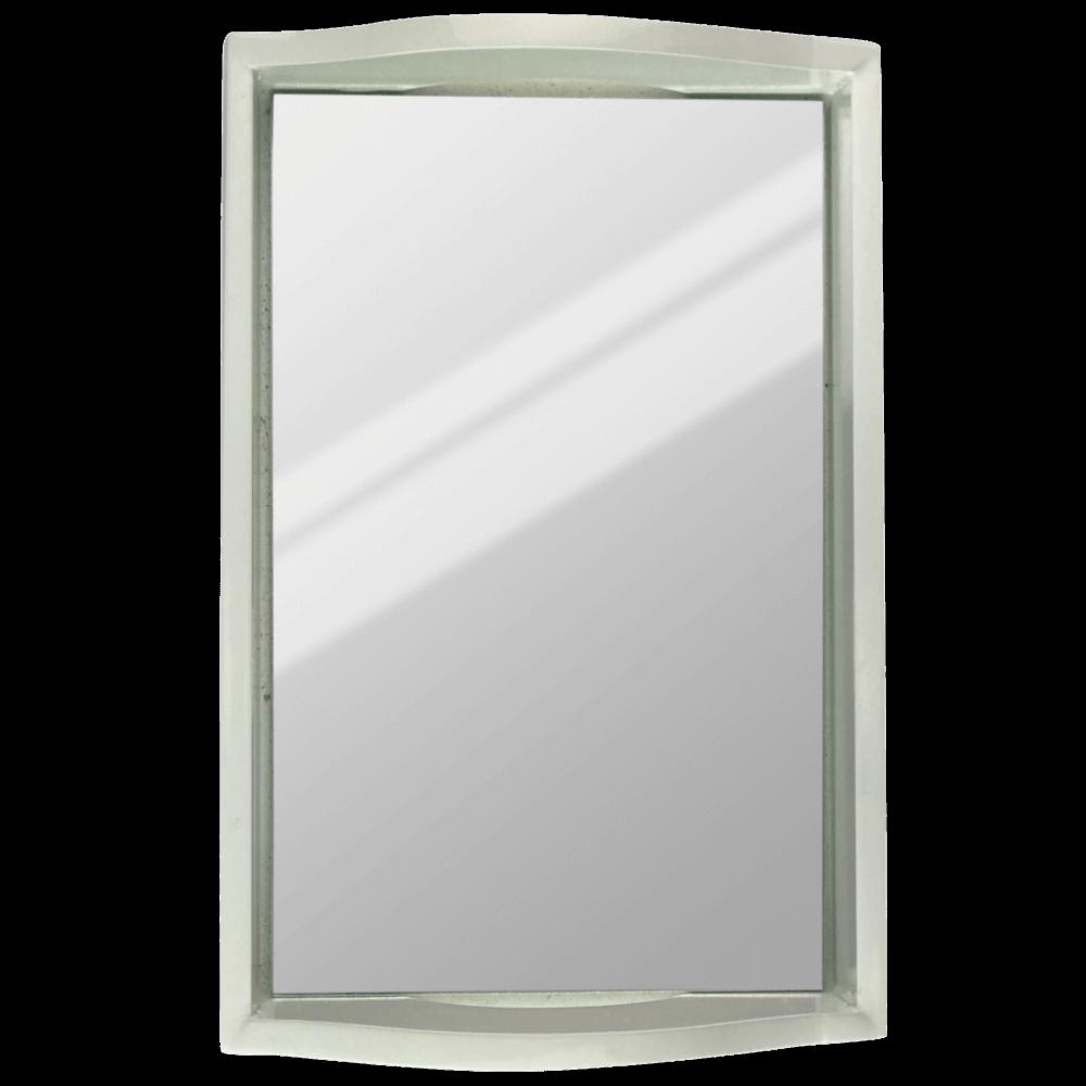 Bandeja Laqueada Espelhada Decorativa Siena 18X12cm Casami