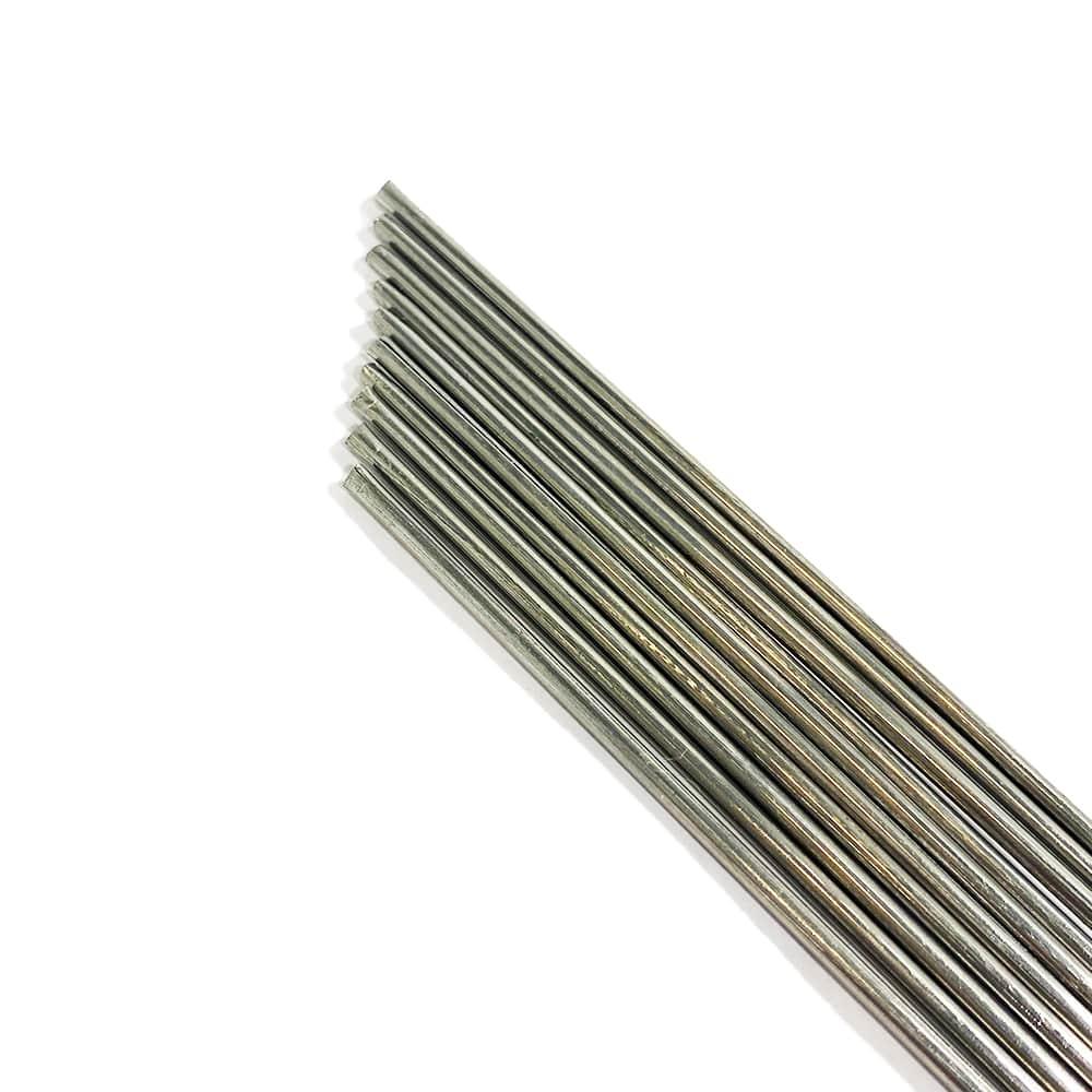 10 Unidades Vareta de Solda Alumínio Com Fluxo Interno Sobal 22