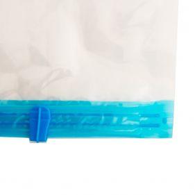 Bolsa Plastica Smart Bag Para Compactar Roupas Ideal Viagens - Pequeno 50cm x 70cm