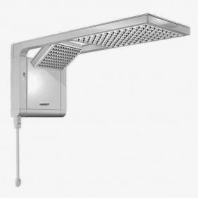 Chuveiro Acqua Duo Flex Eletrônica 220V 6800W Lorenzetti - Branco