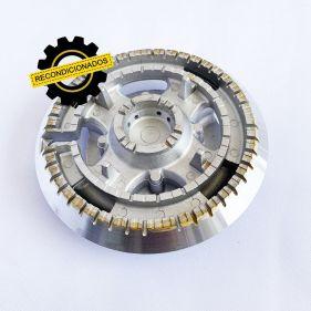 Coroa Do Queimador Tripla Chama Fogão Electrolux - 60200548 Recondicionado