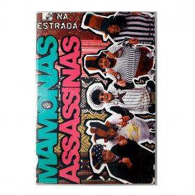 DVD Mamonas Assassinas - MTV Na Estrada 1996 - Seminovo