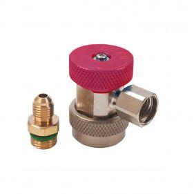 Engate Rápido De Alta Vermelho Com Adaptador EOS-QC19L R134