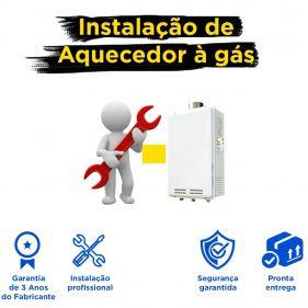 Instalação de Aquecedor Á Gás Autorizada Lorenzetti - Rinnai Curitiba - Paraná