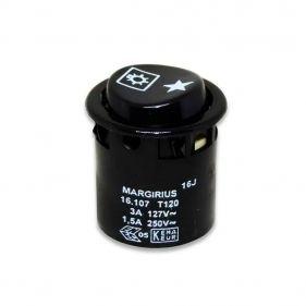 Interruptor Tecla Dupla Ação Fogão Electrolux - 64503012