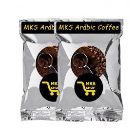 Kit 2 Unidades Café 100% Arábico Da Fazenda MKS Shop 500g