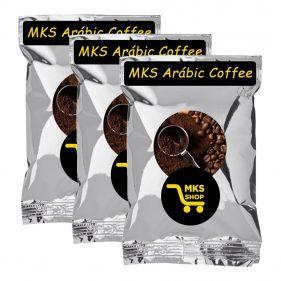 Kit 3 Unidades Café 100% Arábico Da Fazenda MKS Shop 500g