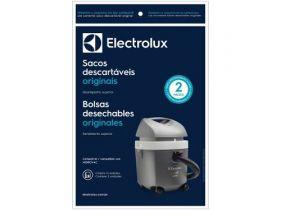 Kit Com 3 Sacos Descartáveis Para Aspirador Electrolux Hidrovac - 70035082