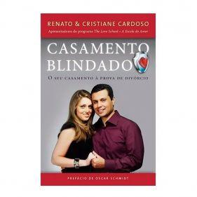 Livro Casamento Blindado Renato e Cristiane Cardoso - Seminovo