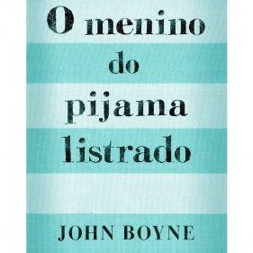 Livro O Menino Do Pijama Listrado - Seminovo