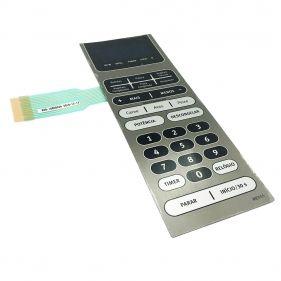 Membrana Para Painel do Microondas Mex55 Electrolux Bivolt - 3518521880