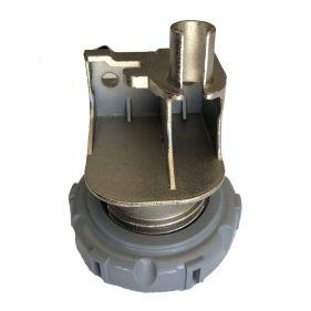 Pé Nivelador Direito Com Dobradiça Para Porta Refrigerador Electrolux - A05440301