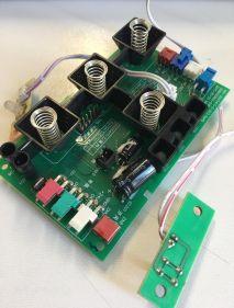 Placa Interface Com Reset Para Purificador De Água Pa31g Electrolux - A13035201