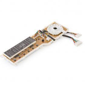 Placa Interface Eletrônica Para Lavadora E Secadora De Roupas Electrolux LSE09 - PRPSSWL076