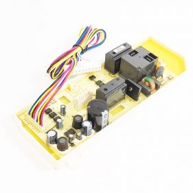 Placa Moto Ventilador Para Lavadora De Roupas Lst12 Lsw12 Electrolux - 64500840