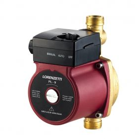 Pressurizador De Água Lorenzetti PL12 127v