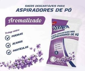 Sacos Descartaveis Aromatizados Mil Home - 009516 Mil Home