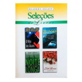 Seleções de Livros - Readers Digest - O Voo Das Águias - A estrada do Mar - Noite Longa - Julie e Romeo