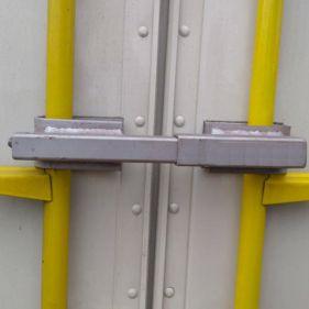 Trava Porta Bau segurança anti roubo