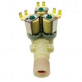 Válvula De Água Tripla Lavadora de Roupas Brastemp 127V Emicol - 004257790