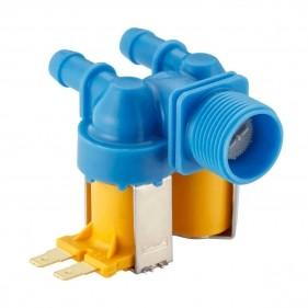 Válvula Dupla Com Regulador Para Lavadora De Roupas Electrolux - A99089303