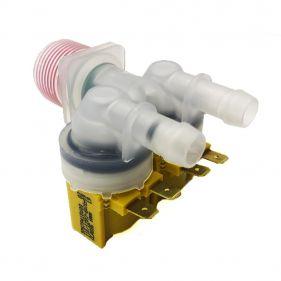 Válvula Dupla Entrada De Água Para Lavadora De Roupas Electrolux EMICOL 127v - 64287453