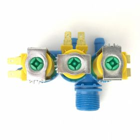 Válvula Para Entrada De Água Tripla Electrolux 127V - 64500221