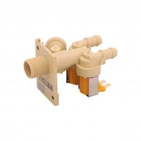 Válvula Solenóide 2 Vias 110V Para Máquina De Lavar Brastemp - W10706137