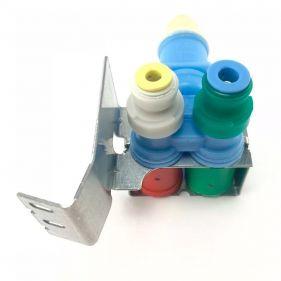 Válvula Solenoide Refrigerador Side By Side Brastemp Brs62 110v - 326072464