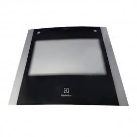 Vidro Externo Da Porta Do Forno Fogão 4 Bocas Electrolux - 63000283