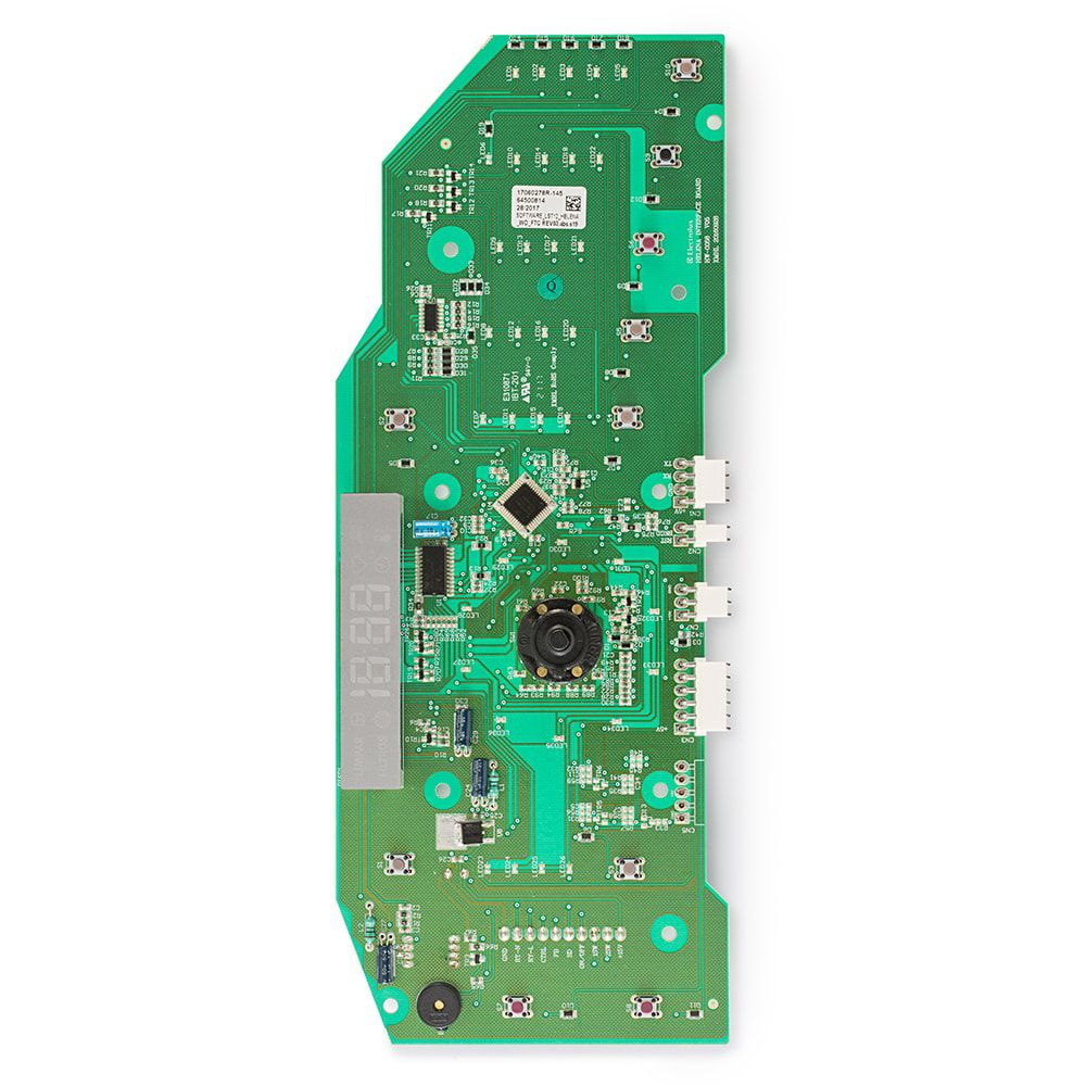Placa Interface Eletrônica Para Lavadora De Roupas LST12 Electrolux - 70203339