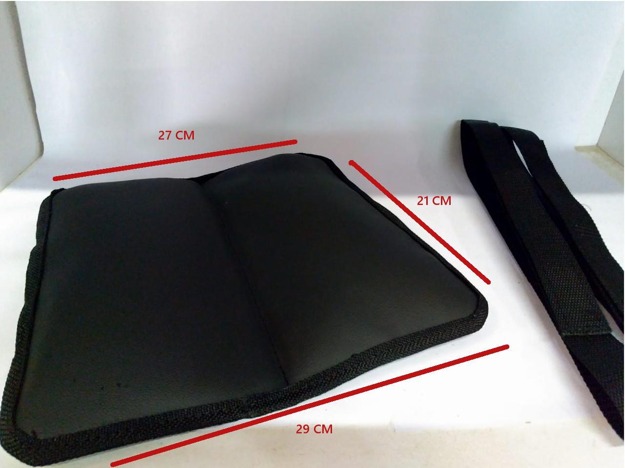 Almofada Gel Carona Universal Para Motos - 005-778- RB AT