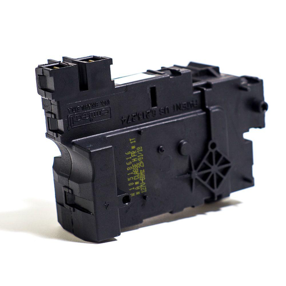 Atuador de Freio 127V Para Lavadora De Roupas Brastemp/Consul - W10518616