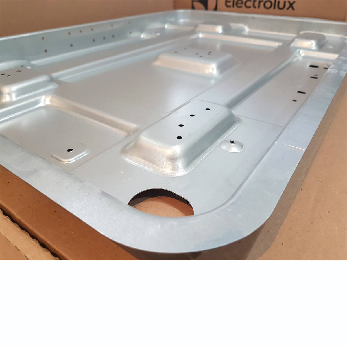 Base Cooktop Electrolux GC75V GC75P - 305574201
