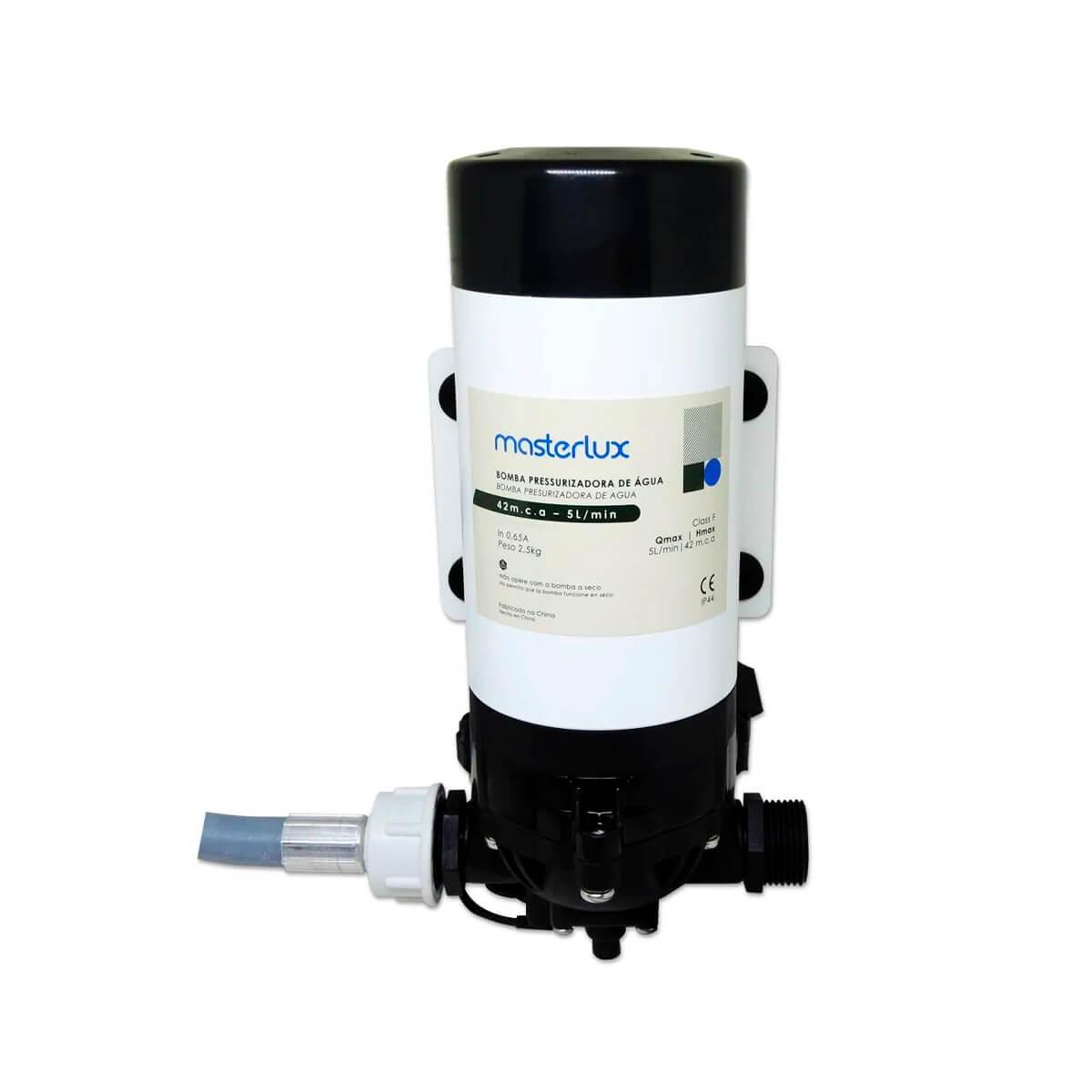 Bomba Pressurizadora Para Geladeira Side By Side e Máquina De Lavar Electrolux 127V -  80000604