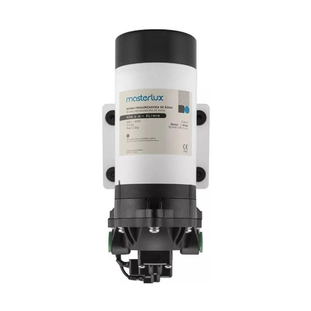 Bomba Pressurizadora Para Geladeira Side By Side e Máquina De Lavar Electrolux 220V -  80000605