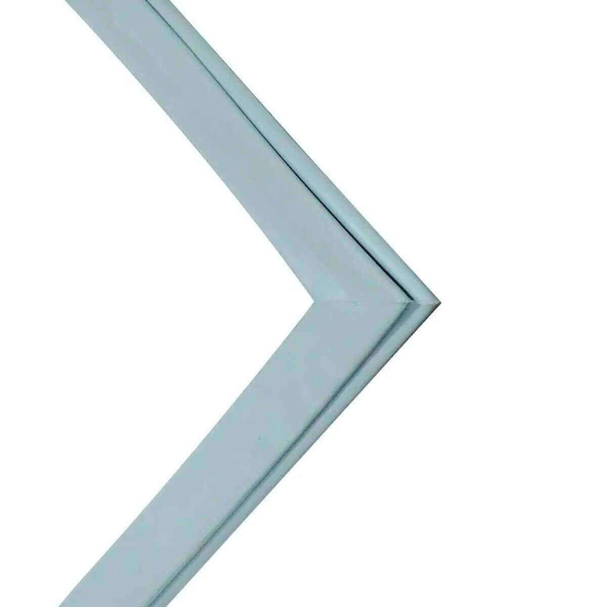Borracha Gaxeta Superior De Geladeira Brastemp Inverse - W10223028
