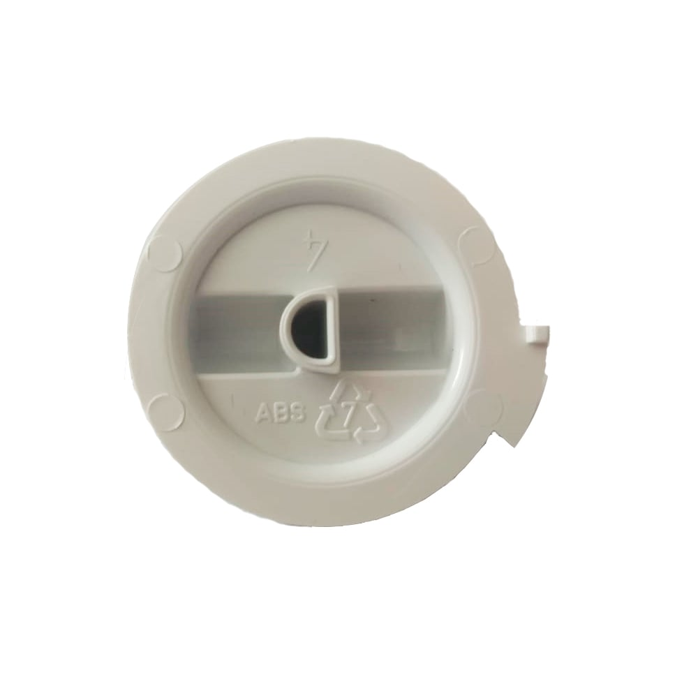 Botão Ajuste Termostato Refrigerador Duas Portas Electrolux DC34A DC35A DC44 - A06214001