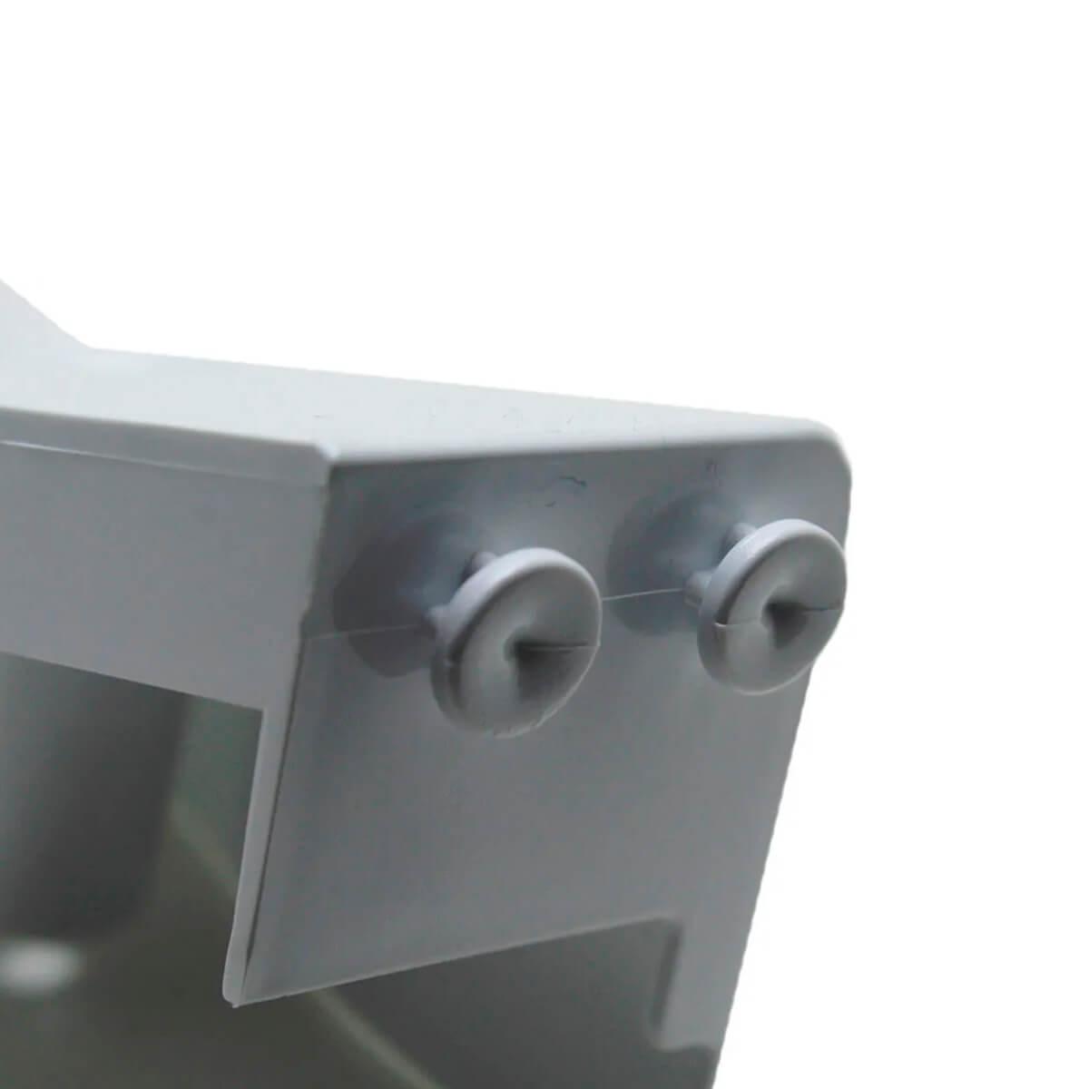 Caixa Traseira De Controles Para Refrigerador Electrolux SS75X SS75 SS76X SS77X - 41608901