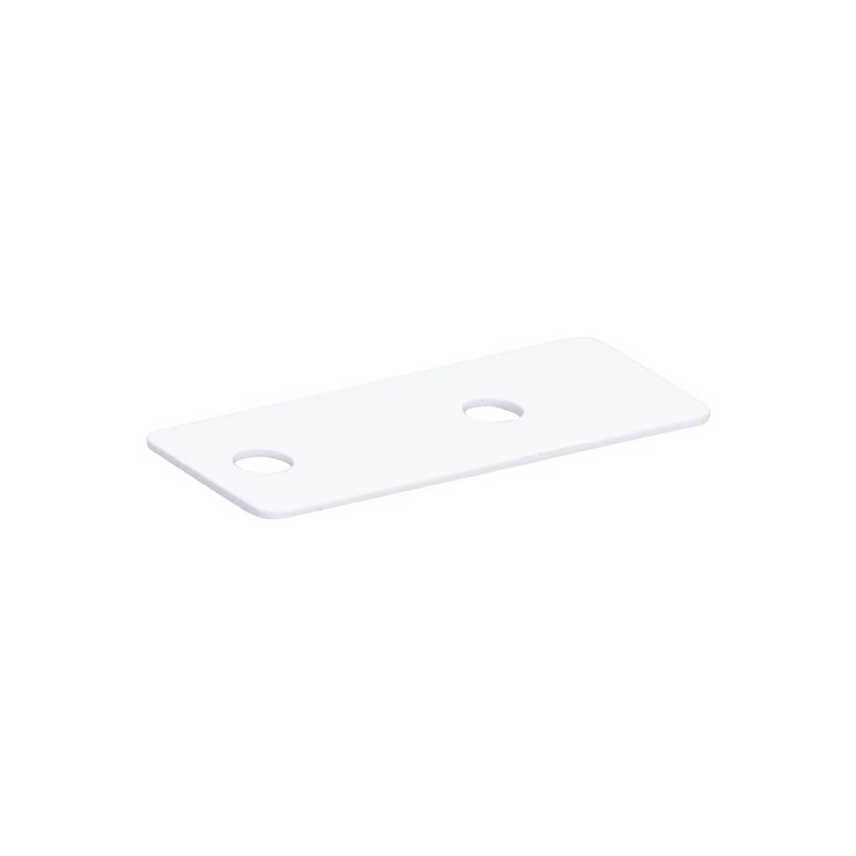 Calço da Dobradiça Esquerda para Geladeira - W10627161