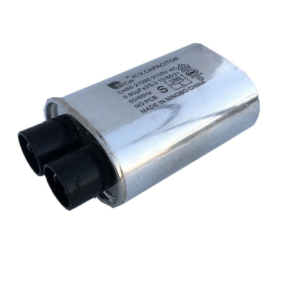 Capacitor Microondas Electrolux 0,90uf 2100v Mef41 MEG41 ME28S ME30G ME28G MEC41 - 64188896