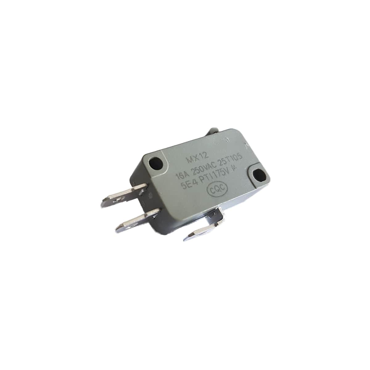 Chave Micro Switch NA/NF 16A Para Forno Micro-ondas