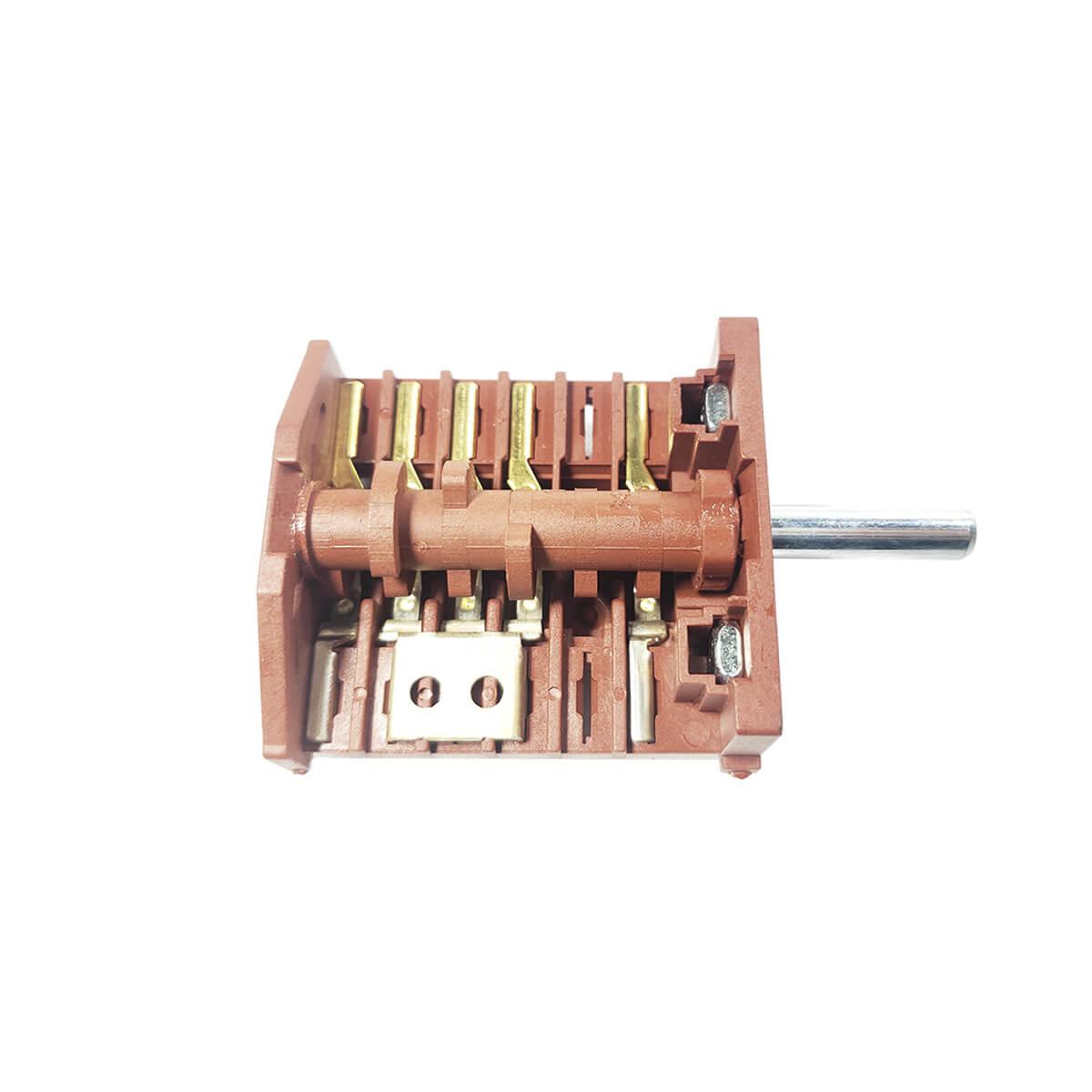 Chave Seletora Para Forno Elétrico Electrolux OE8MB OE8MX- 261205201051