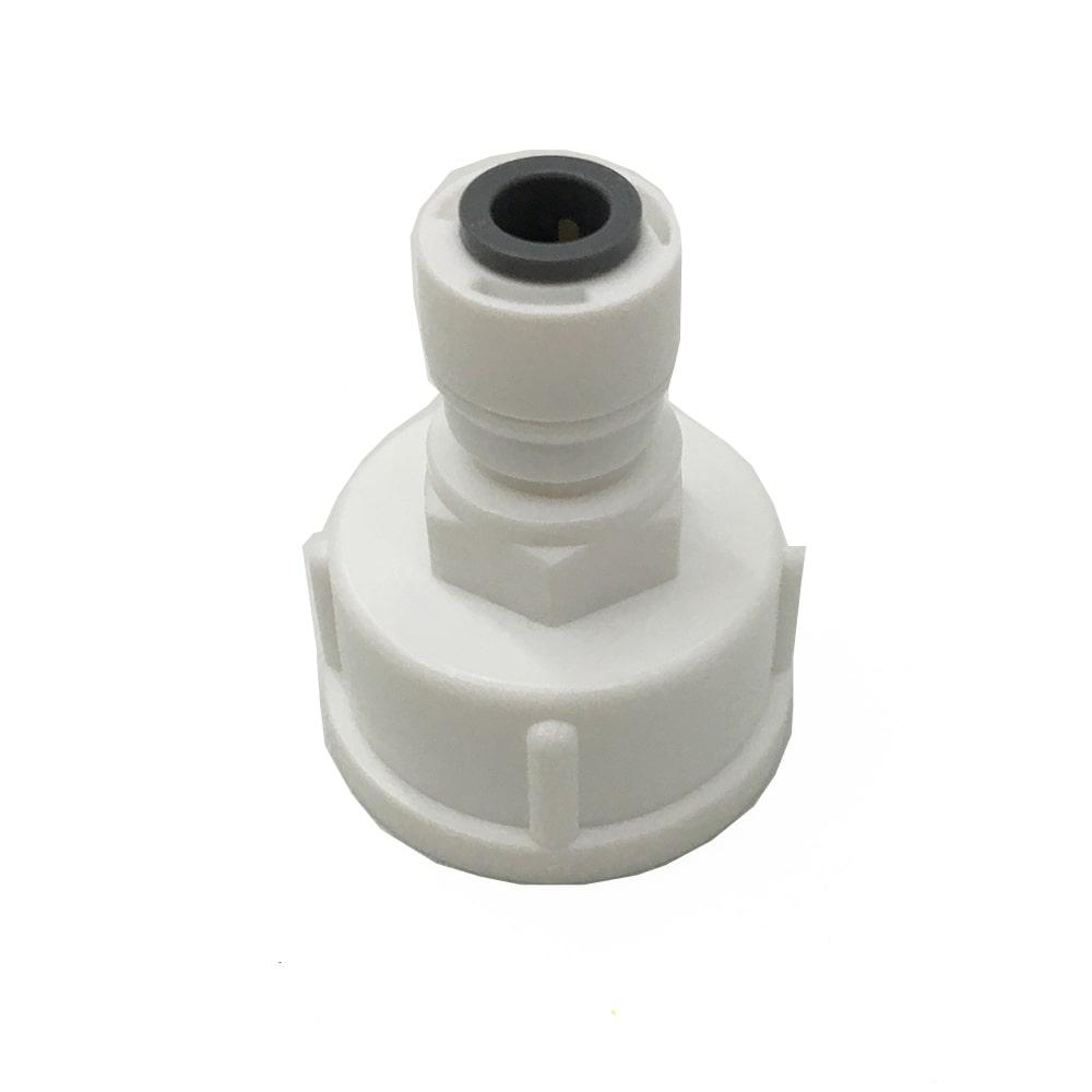 Conector Plastico Para Mangueira 1/4 Purificador Electrolux - 306661900060