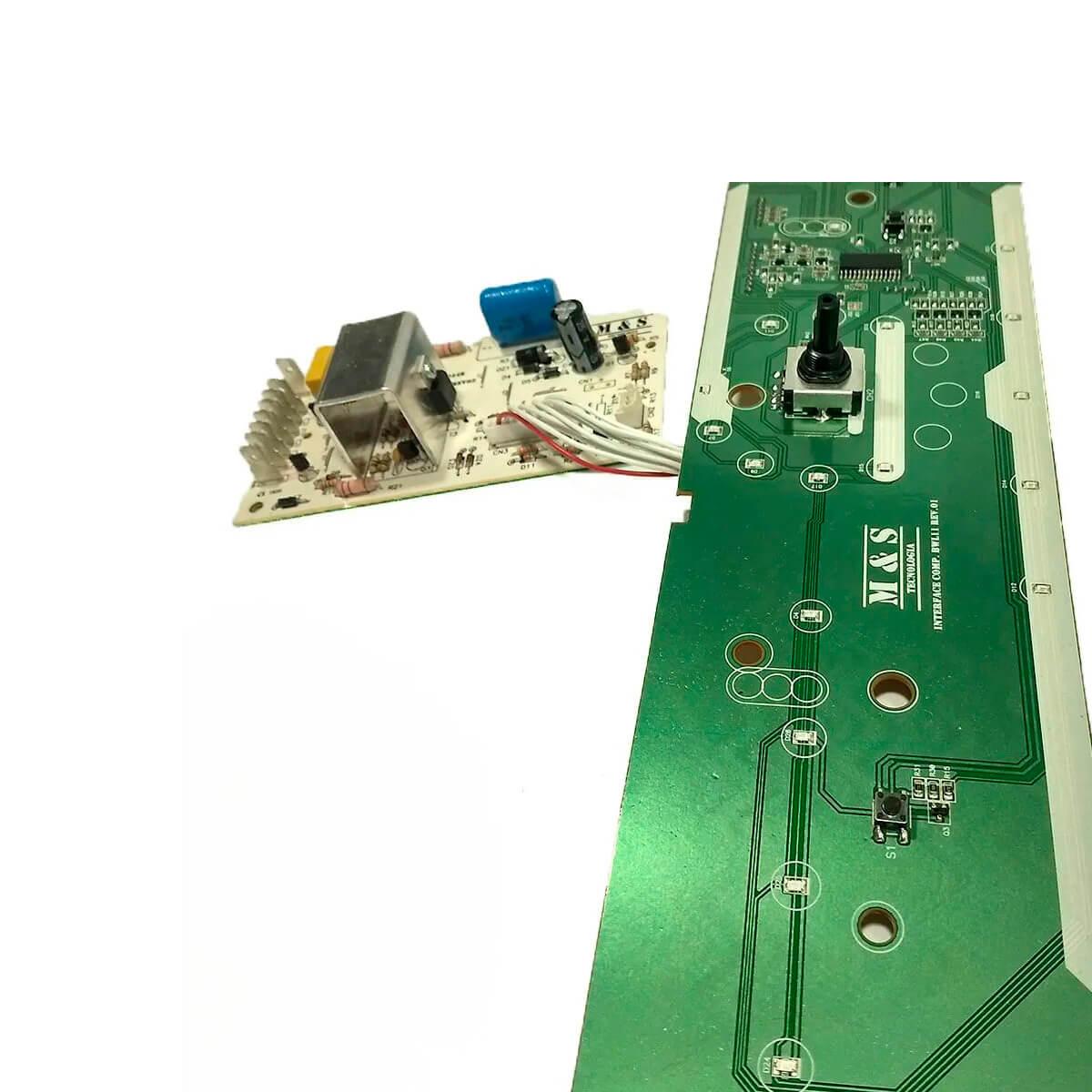 Conjunto Inteligente Interface + Potência BWL11 M&S/MS-0123CJ - W10301604 W10356413 32604442