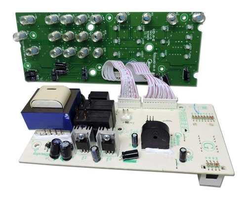 Conjunto Placa de Potência e Placa Interface Para Microondas Electrolux Mec41 - 261400109700