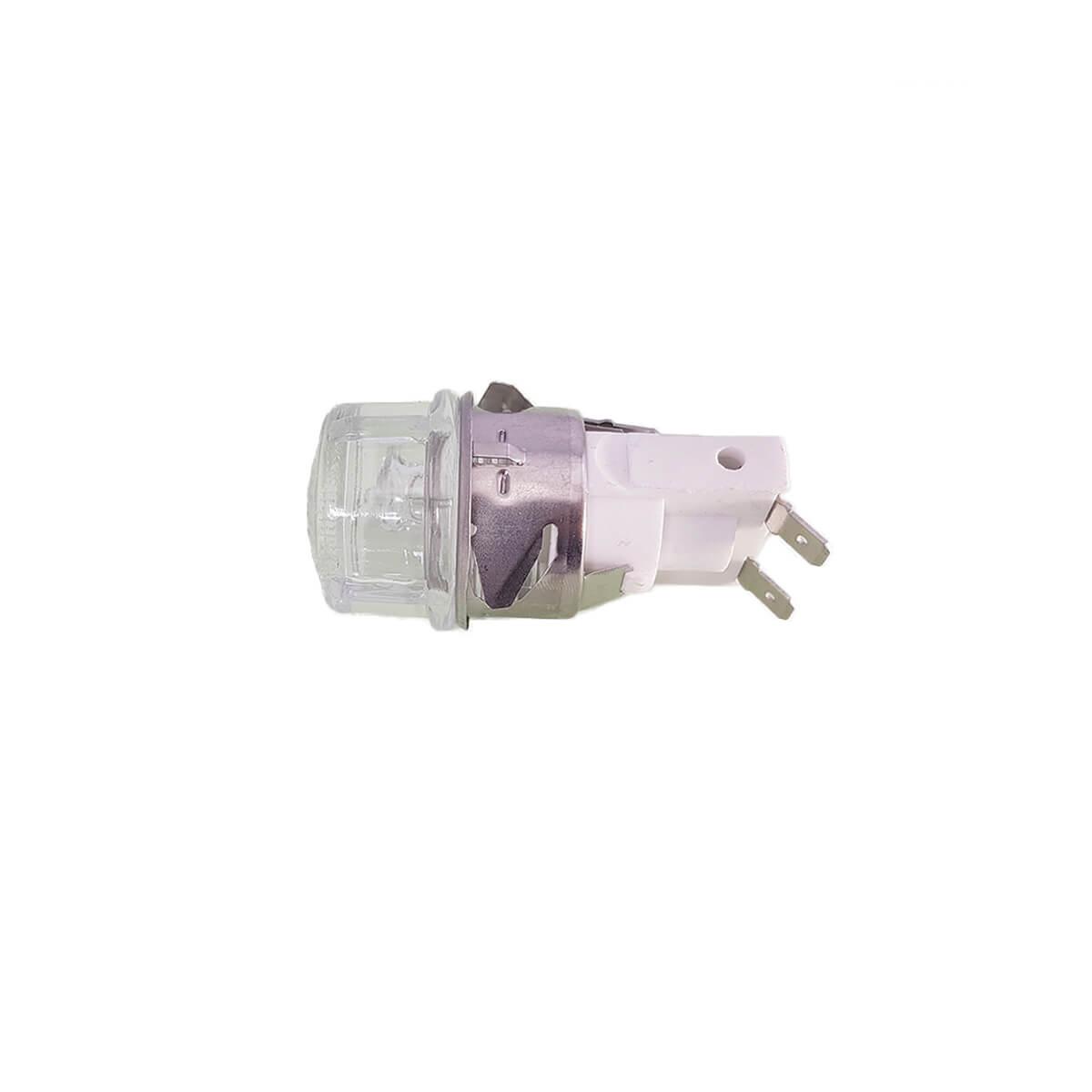 Conjunto Soquete Com Lâmpada Forno Elétrico Electrolux OE7MX OE7MB OE7TX  - 261257700030