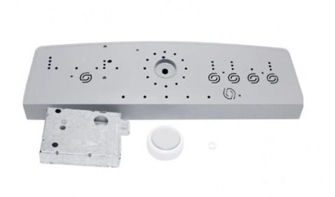 Console e painel decorativo BWL11