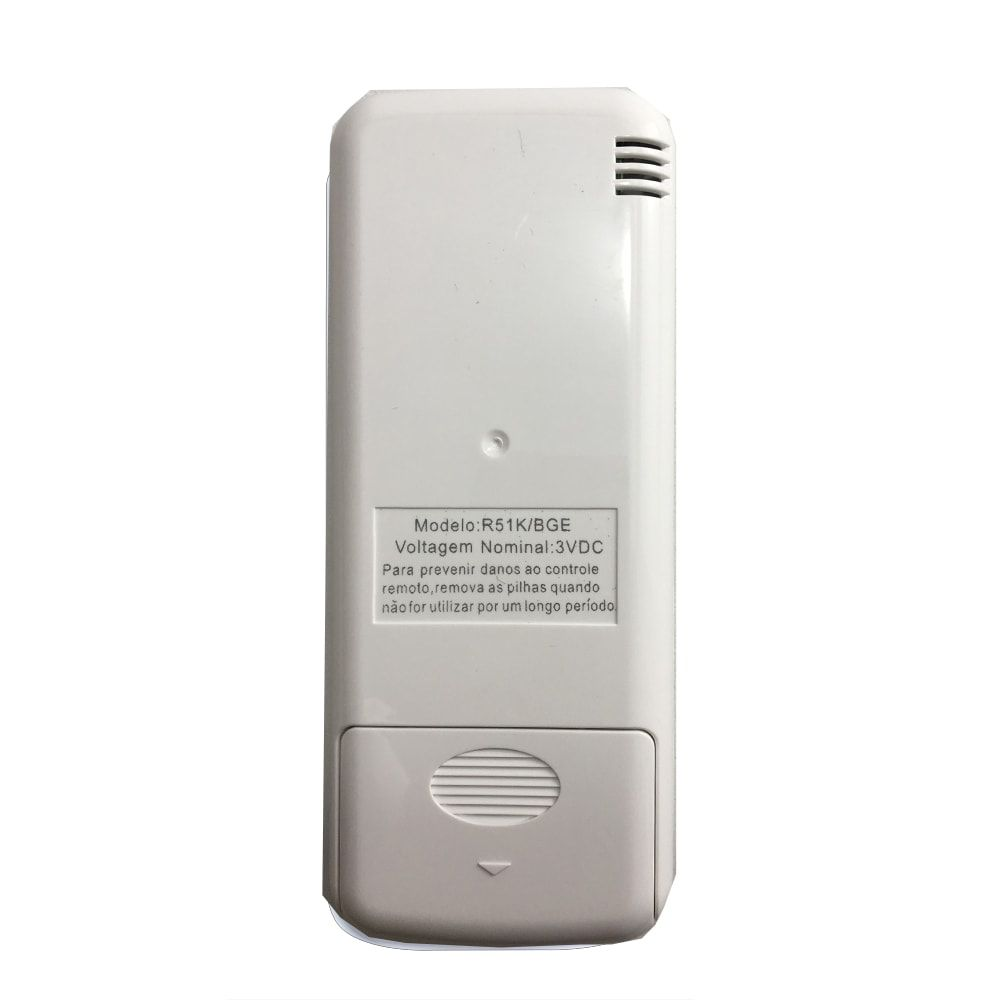 Controle Remoto Ar Condicionado Split Electrolux Pi30r Si07r - 09123002